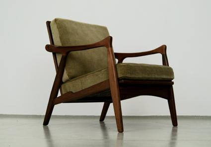 MAGASIN Möbel » 50er Jahre Teak Sessel(129)