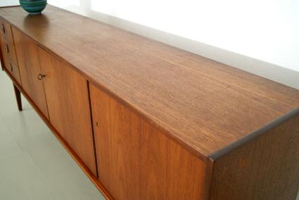 Sideboard 60er Jahre magasin möbel 60er jahre teak sideboard 136