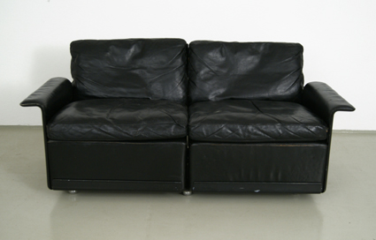 magasin m bel dieter rams sofa f r vitsoe 143. Black Bedroom Furniture Sets. Home Design Ideas