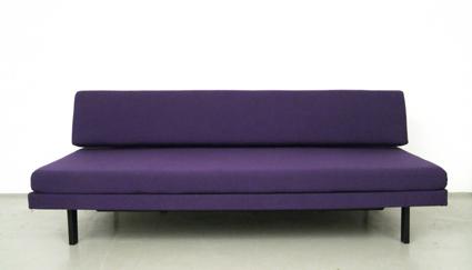 Magasin m bel 60er jahre daybed sofa 190 for Schlafsofa 190 lang