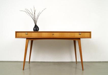 50er Jahre WK Möbel Schreibtisch (204) | MAGASIN Möbel
