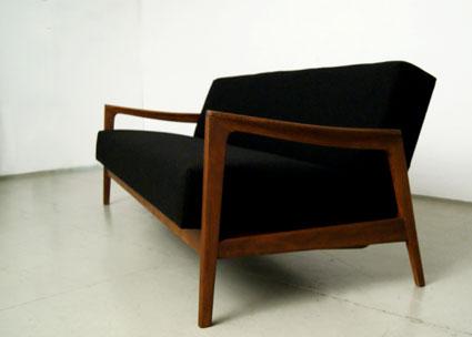 Magasin Möbel 60er Jahre Sofa Schlafsofa 242