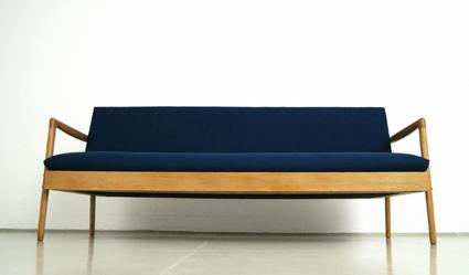 magasin m bel 50er jahre sofa dwh hellerau daybed sofa 281. Black Bedroom Furniture Sets. Home Design Ideas
