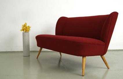 magasin m bel 50er jahre cocktailsofa 282. Black Bedroom Furniture Sets. Home Design Ideas