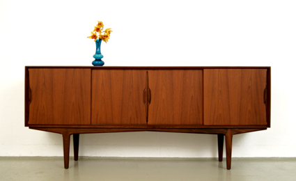 Magasin Mobel 60s Teak Sideboard