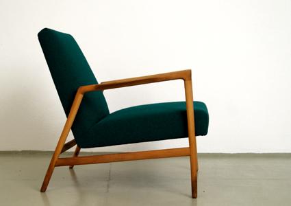 50er Jahre Sessel 319 Magasin Möbel