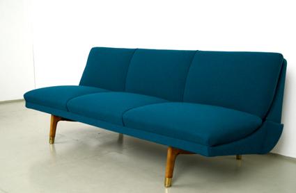 Magasin m bel midcentury modern daybed sofa for Schlafsofa 50er