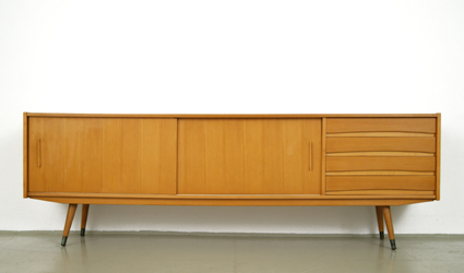 Magasin m bel 50er jahre sideboard 342 for 50er jahre sideboard