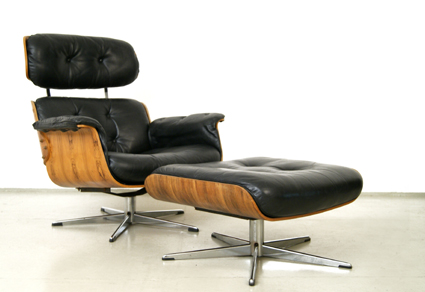 MAGASIN Möbel » 60s Lounge Chair and Ottoman