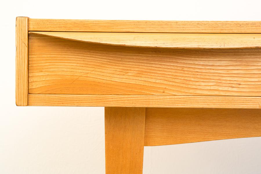 magasin m bel 50er jahre dwh hellerau schreibtisch 373. Black Bedroom Furniture Sets. Home Design Ideas