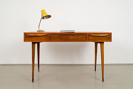 Schreibtisch 60er