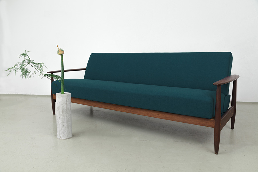 magasin m bel mid century modern sofa daybed. Black Bedroom Furniture Sets. Home Design Ideas