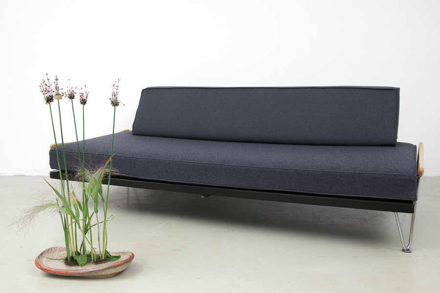 midcentury daybed, Fred Ruf