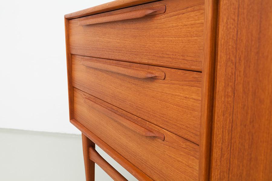 60er Jahre Teak Sideboard_006