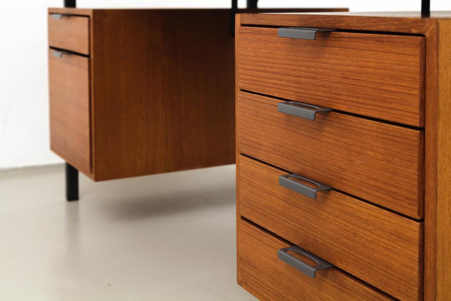 Hirche Holzaepfel Schreibtisch Desk102