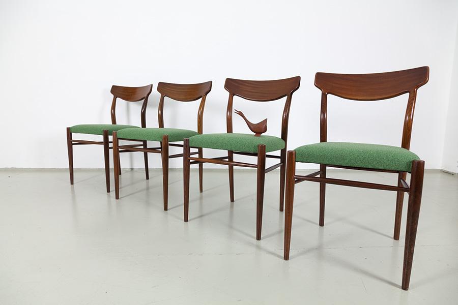 60er Jahre Stühle Lübke122