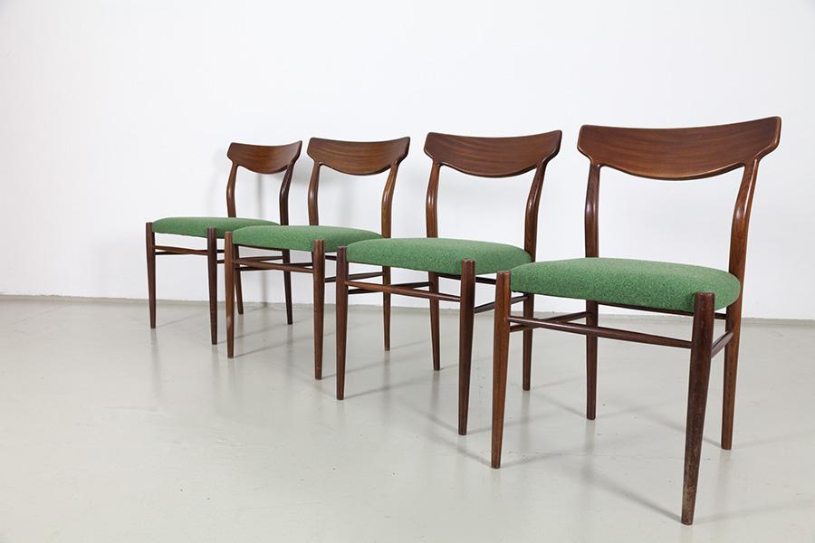 60er Jahre Stühle Lübke123