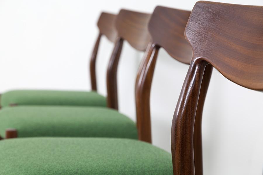 60er Jahre Stühle Lübke125