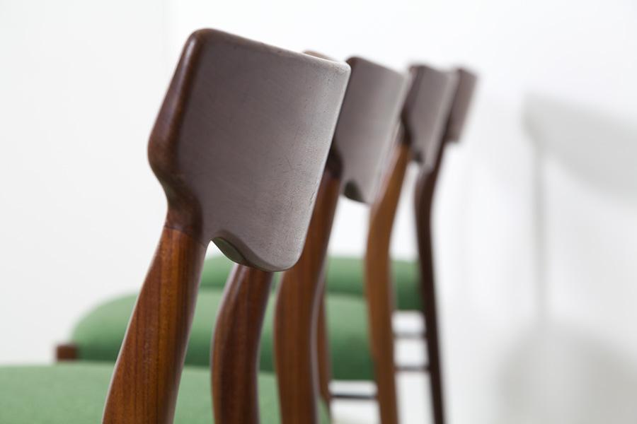60er Jahre Stühle Lübke126
