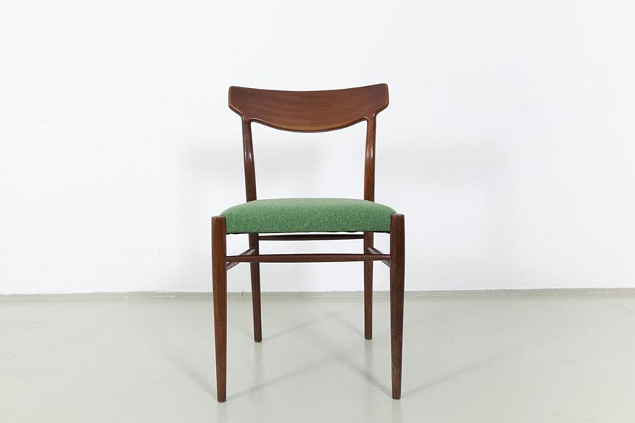 60er Jahre Stühle von Lübke 439