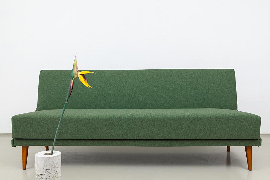 093_60er Jahre Sofa Daybed