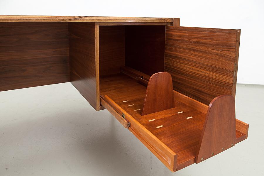 magasin m bel 60er jahre wilhelm renz schreibtisch 446. Black Bedroom Furniture Sets. Home Design Ideas