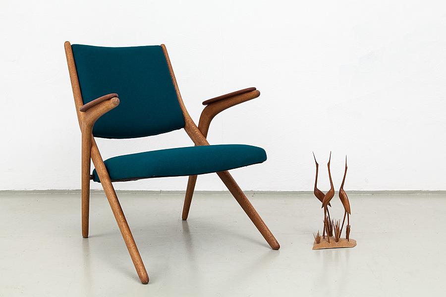 MAGASIN Möbel » 50er Jahre Teak Sessel (450)