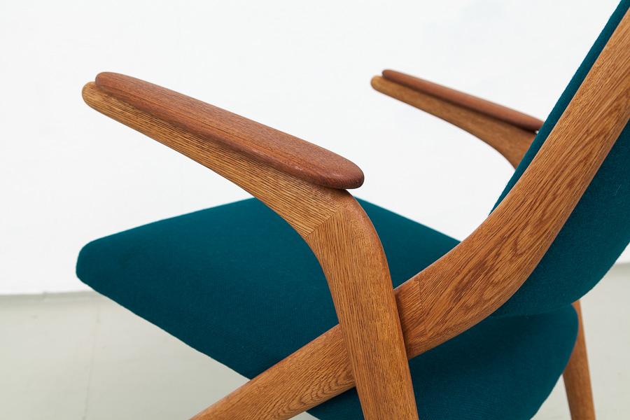 140_50er Jahre Teak Sessel