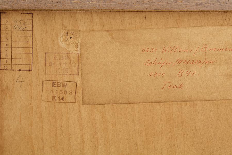 Dieter Waeckerlin Sideboard für Behr110