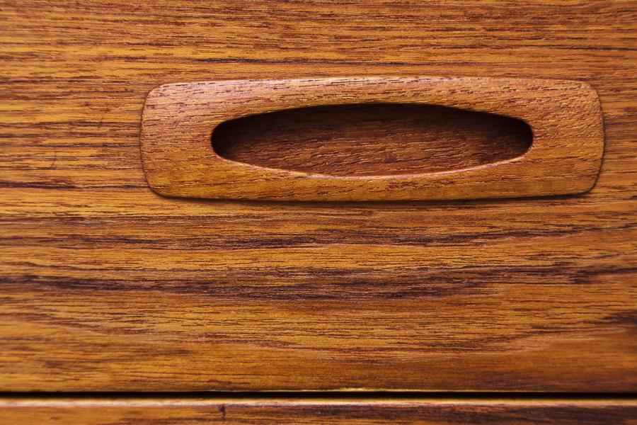 60er Jahre HP Hansen Teak Sideboard_60er Jahre Nussbaum Teak  Sideboard_IMG_0397