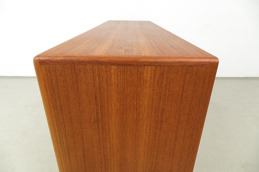 60er Jahre HP Hansen Teak Sideboard_60er Jahre Nussbaum Teak  Sideboard_IMG_0405