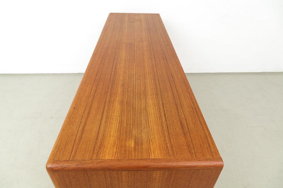 60er Jahre HP Hansen Teak Sideboard_60er Jahre Nussbaum Teak  Sideboard_IMG_0407