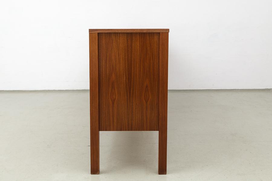 60er Jahre Nussbaum Teak  Sideboard_IMG_0356