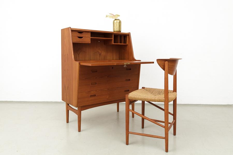 magasin m bel 60er jahre teak sekret r 517. Black Bedroom Furniture Sets. Home Design Ideas