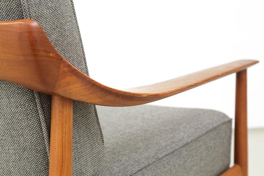 60er Jahre Sessel grauIMG_6773