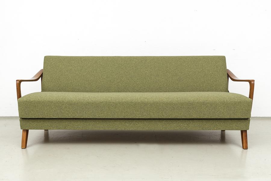 magasin m bel 60er jahre schlafsofa 549. Black Bedroom Furniture Sets. Home Design Ideas