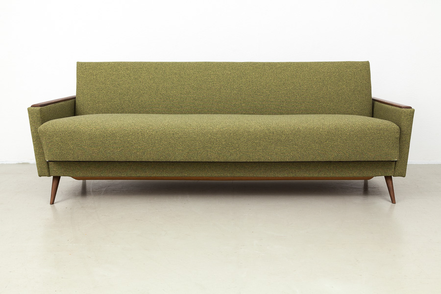 Magasin m bel mid century modern sofa daybed 560 for Sofa 60er jahre