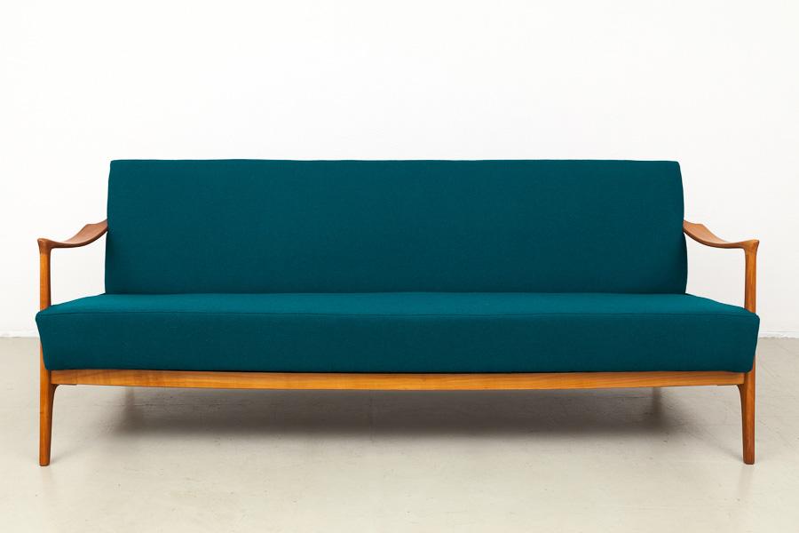 Magasin m bel 50er jahre sofa schlafsofa 581 for Schlafsofa 50er