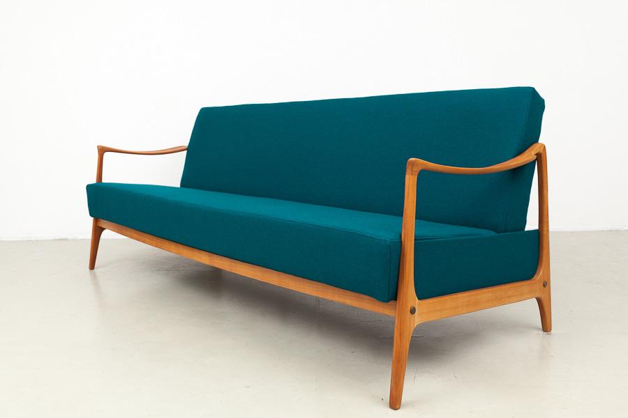 magasin m bel 50er jahre sofa schlafsofa 581. Black Bedroom Furniture Sets. Home Design Ideas