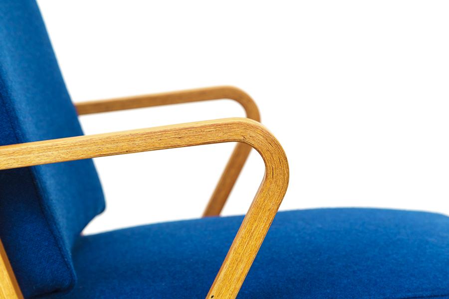 Magasin m bel mid century modern selman selmanagi chair for Sessel 60 jahre stil