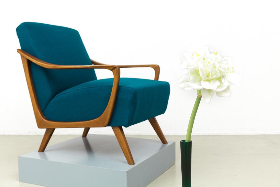 Magasin Möbel 60er Jahre Sessel 597