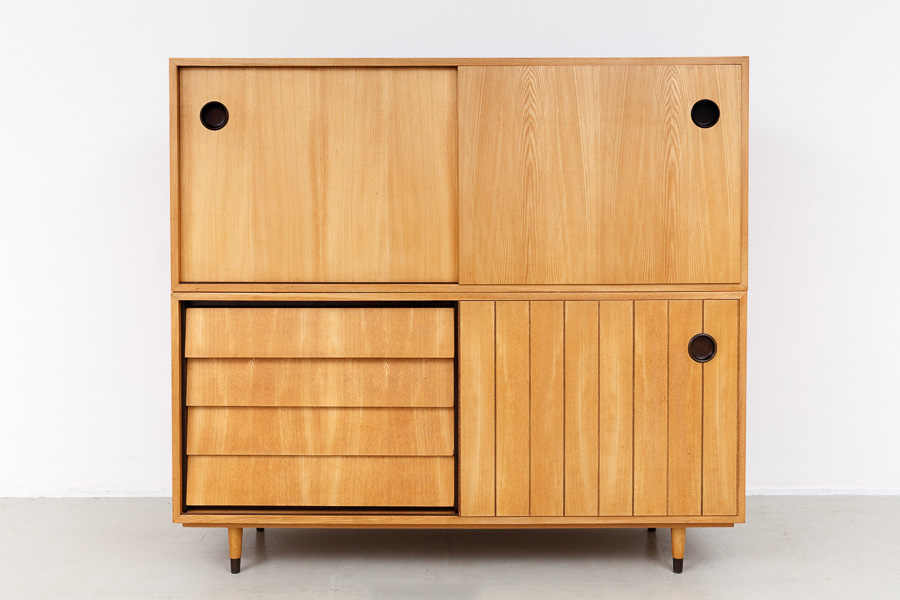 magasin m bel mid century modern erich stratmann sideboard 614. Black Bedroom Furniture Sets. Home Design Ideas