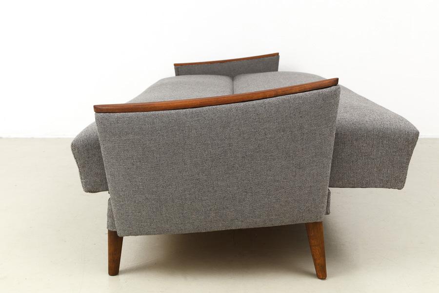 magasin m bel 50er jahre schlafsofa 616. Black Bedroom Furniture Sets. Home Design Ideas
