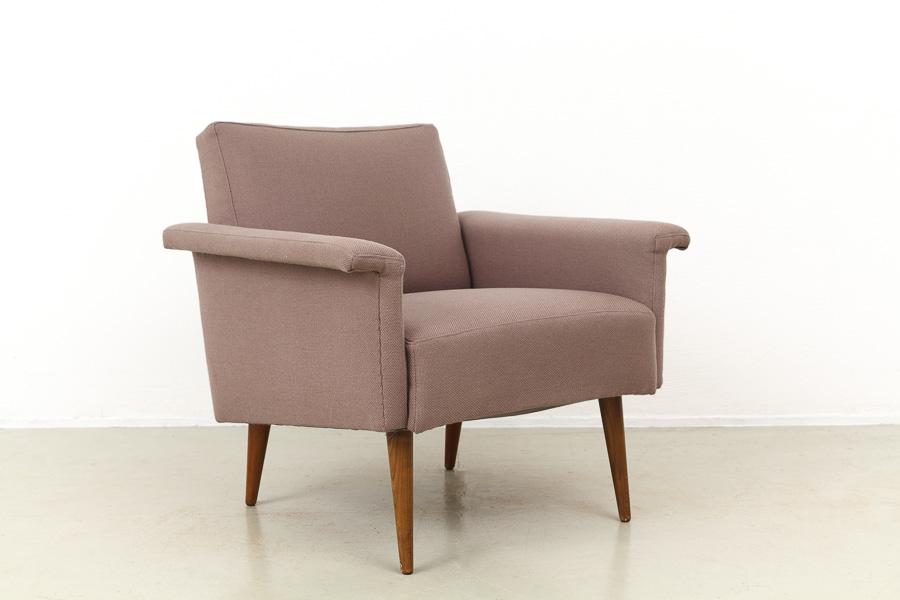 magasin m bel 50 60 jahre walter knoll sessel 622. Black Bedroom Furniture Sets. Home Design Ideas