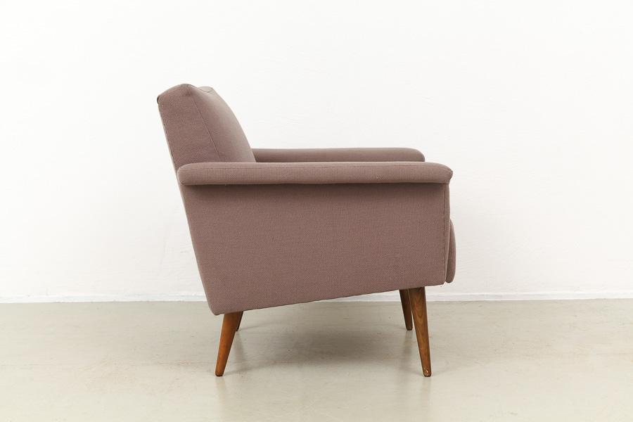 Knoll Sessel 60er, midcentury modern