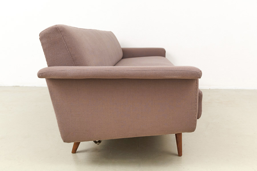 Walter Knoll Sofa, midcentury modern