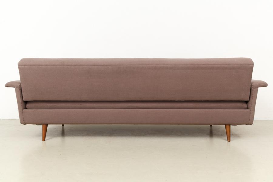 magasin m bel 50 60 jahre walter knoll sofa schlafsofa 621. Black Bedroom Furniture Sets. Home Design Ideas