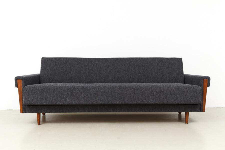 magasin m bel 50er jahre schlafsofa 631. Black Bedroom Furniture Sets. Home Design Ideas