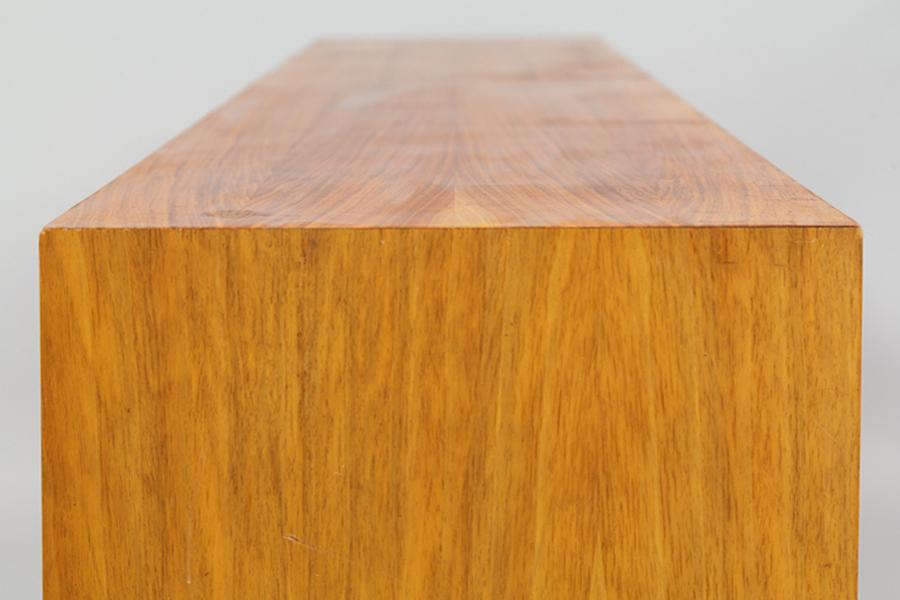 magasin m bel mid century modern satink sideboard 639. Black Bedroom Furniture Sets. Home Design Ideas