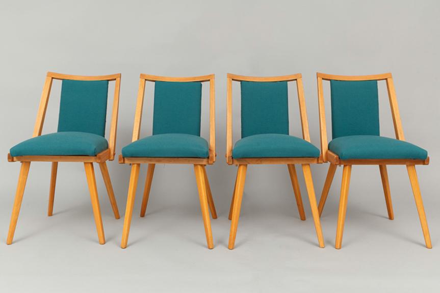 magasin m bel 50er jahre st hle 655. Black Bedroom Furniture Sets. Home Design Ideas